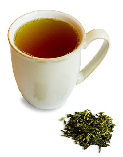 Gargle with tea for colds and flu