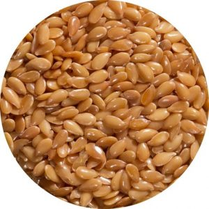 Flax seeds - food for constipation