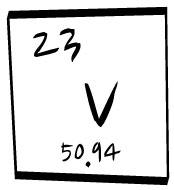 -vanadium