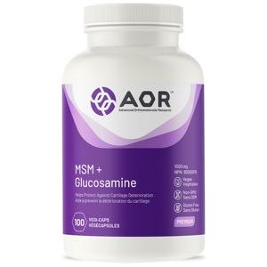 aor-msm-glucosamine