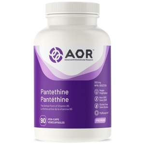 aor-pantethine