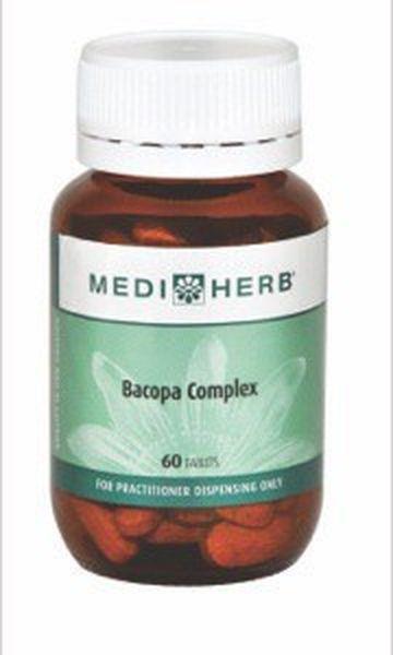 mediherb-bacopa-complex-60s